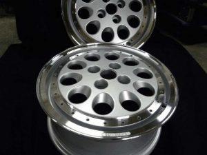 ALFAROMEO 155 Q4 pict-4-ダイヤカット・クリヤー仕上