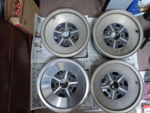 TOYOTA GENUINE WHEEL pict-1-before01