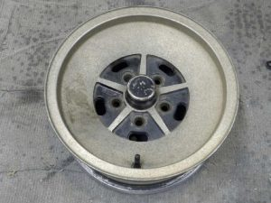 TOYOTA GENUINE WHEEL pict-1-before02
