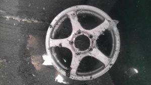 4WD REMAKE pict-2-全面剥離・洗浄