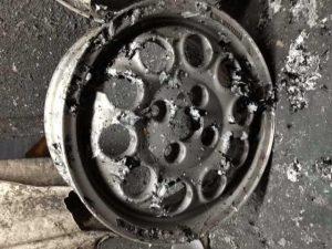 HONDA BEET pict-2-剥離・洗浄