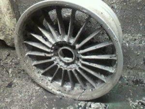 BMW ALPINA pict-2-剥離・洗浄