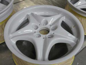 BMW A1 pict-3-粉体塗装01
