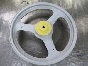 PVM pict-3-アルマイト処理→粉体塗装
