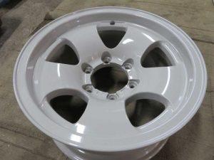 4WD用アルミサビ修理 pict-3-粉体塗装(01)