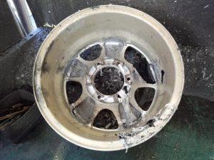 4WD用アルミサビ修理 pict-2-全剥離(02)