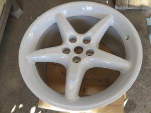 フェラーリ550 pict-3-粉体塗装