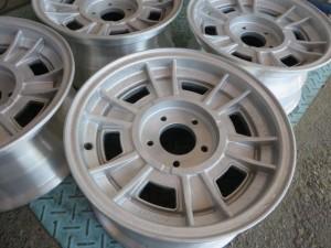 FIATクロモドラレストア pict-3-洗浄・ブラスト