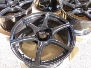 R34 GT-Rリメイク3-粉体塗装