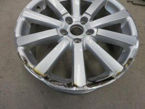 VW純正diamondcut 3-溶接修理