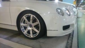 Bentley remake smc 3-車輛取付01