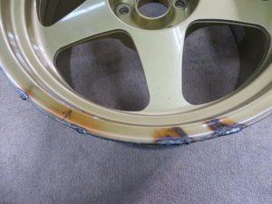 DESMOND 5-カケ溶接修理