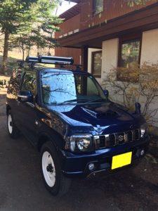 SUZUKI JIMNY 4-車輛取付01